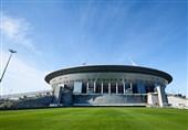بازدید هیئت فیفا از ورزشگاه سن پترزبورگ