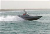 اهواز|بازداشت 5 خدمه شناور صیادی خارجی در آبهای خلیج فارس