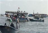 """حمله رژیم صهیونیستی به کشتی """"شکستن محاصره""""/ انتقال سرنشینان به سرزمینهای اشغالی"""