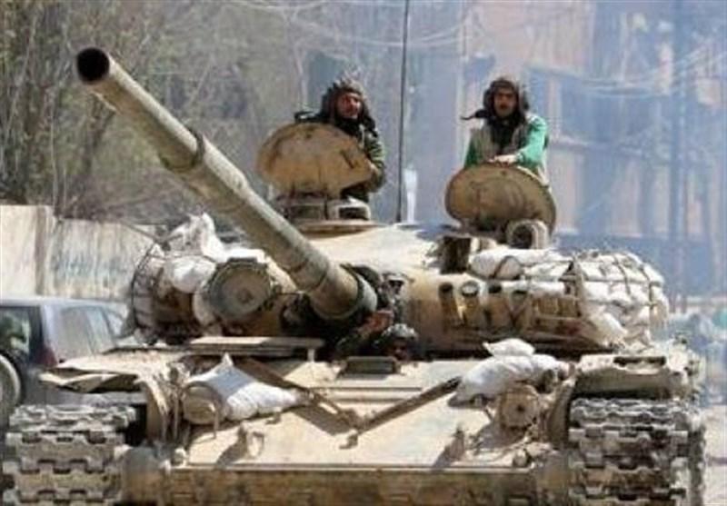 گزارش تسنیم| سرعت بالای دومینوی تسلیم مخالفان مسلح سوریه در نبرد آزادسازی درعا