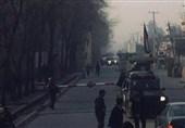 حمله به ساختمان وزارت کشور افغانستان در کابل+فیلم