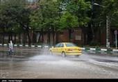 رگبار، رعد و برق و احتمال بارش تگرگ در تهران و 5 استان کشور