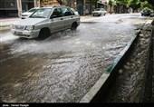 بارش های امسال همچنان 27 درصد کمتر از پارسال