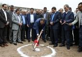 مرکزی| کلنگ ساخت بیمارستان 160 تخته شازند با حضور وزیر بهداشت زده شد
