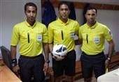 فیفا برای تیم داوران متخلف سعودی، جایگزین تعیین نمیکند