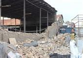 وقوع تندباد در شهرهای مرکزی مازندران؛ تخریب 47 واحد مسکونی در جویبار