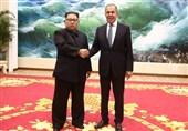 لاوروف با رهبر کره شمالی دیدار کرد؛ دعوت پوتین از کیم جونگ اون برای سفر به روسیه