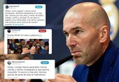 واکنش بازیکنان رئال مادرید به خداحافظی ناگهانی زیدان