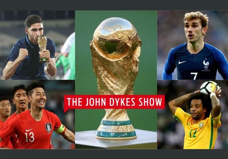 جهانبخش؛ یکی از 11 بازیکنی که باید بازیشان را در جام جهانی 2018 دید