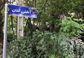 """کوچه """"آشتیکنان"""" در منطقهای با 79درصد طلاق/جاذبه گردشگری در میان برجهای پستمدرن+تصاویر"""