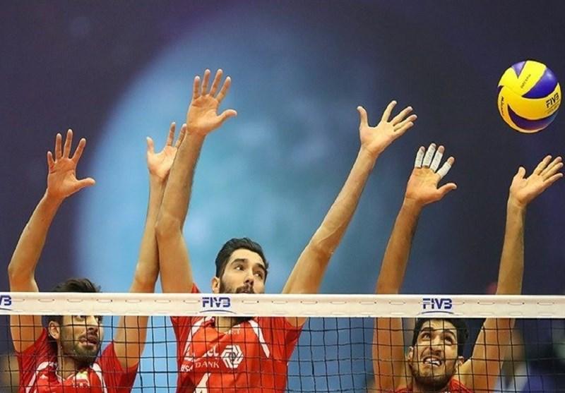 رقابتهای والیبال ایران با آرژانتین، ایتالیا و کانادا به روی آنتن شبکه سه میرود