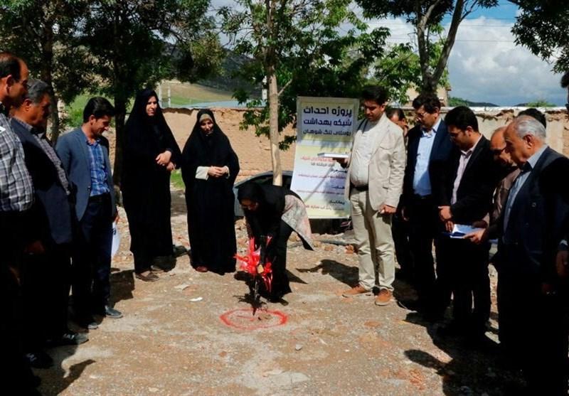 ساخت خانههای بهداشت زلزلهزدگان کرمانشاه برای جلوگیری از بروز عفونت