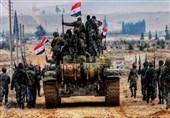 الجیش السوری یدمر منصات إطلاق صواریخ للإرهابیین بریفی حماة الشمالی وإدلب الجنوبی