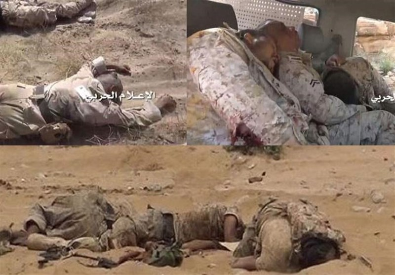 یمن هلاکت 180 مزدور عربستان در ساحل غربی/شلیک موشکهای زلزال 2 به مواضع متجاوزان