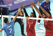 برنامه دیدارهای ایران در هفته سوم لیگ ملتهای والیبال