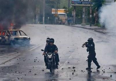 واکنش سازمان ملل به خشونت های نیکاراگوئه