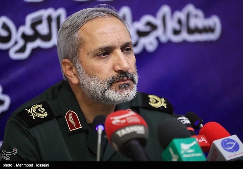 الحرس الثوری: نعرف من خطط للهجوم على القنصلیة الإیرانیة فی البصرة