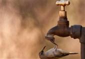 آب شرب شهر پلدختر قطع شد