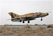 یک فروند جنگنده اف-7 ارتش در اصفهان دچار سانحه شد