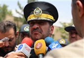 Iran's Air Defense Forces Not to Allow Any Foreign Interference: Commander