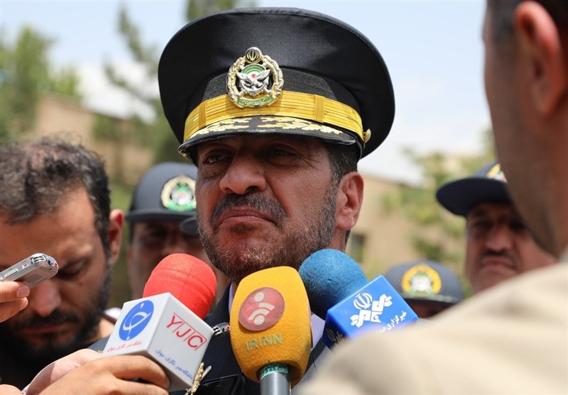 Commander: Air Defense Iran's Impenetrable Shield
