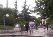 رگبار و صاعقه در 13 استان کشور/ باران بهاری در تهران