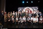 قهرمانان و پیشکسوتان ورزش استان یزد تجلیل شدند