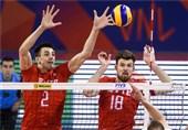 لیگ ملتهای والیبال| روسها راحتترین سفر را به ایران داشتند + برنامه بازیهای هفته سوم