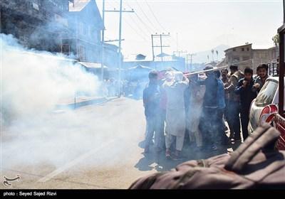 مقبوضہ کشمیر میں بھارتی فوج کی فائرنگ سے مزید 4مسلمان شہید