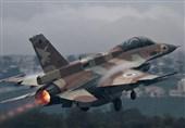 خان یونس پراسرائیلی طیاروں کی بمباری سے 5 فلسطینی مسلمان شہید