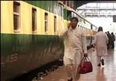 سفر رایگان با قطار؛ هدیه ویژه دولت پاکستان به سالمندان جهت سفر در تعطیلات عید فطر
