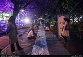 اهواز| حال و هوای رمضانی خیابانهای شهر اهواز با گسترش سنت حسنه افطاری ساده + فیلم