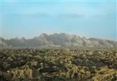 شگفتی کوههایی به ارتفاع 5 متر در ایران