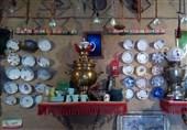 موزه خاطرهبازی یک روستایی عاشق روستا + فیلم و تصاویر