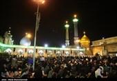 میزبانی آستان حضرت عبدالعظیم (ع) از هیئات عزاداری در ایام مسلمیه