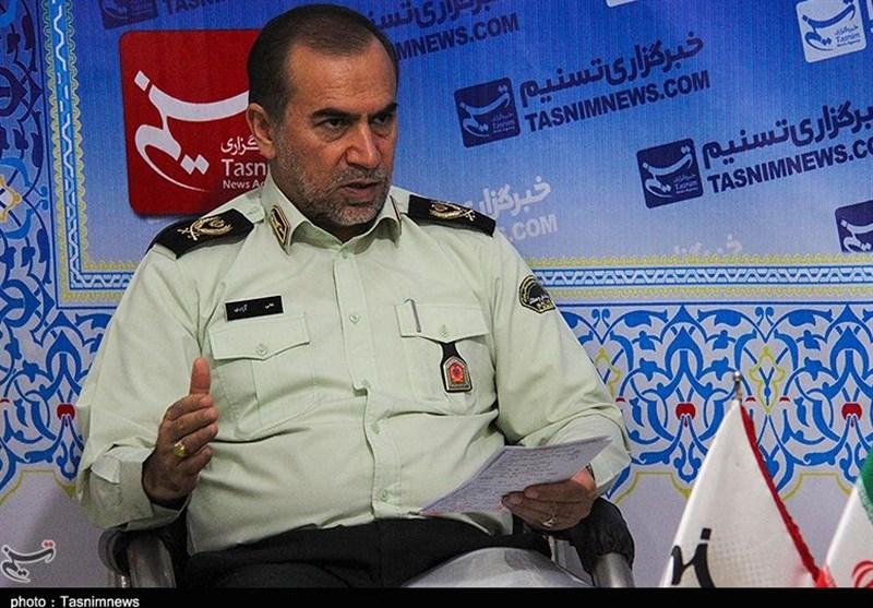 فرمانده انتظامی کردستان: محموله میلیاردی کالای قاچاق در بانه کشف شد