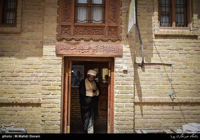 نجف اشرف میں بیت امام خمینی کی چند تصاویر