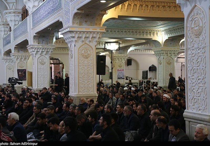 اردبیل|مراسم گرامیداشت سالروز ارتحال امام خمینی(ره) در مصلی اردبیل به روایت تصویر