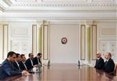 جزئیات دیدار رئیس دفتر روحانی و الهام علیف