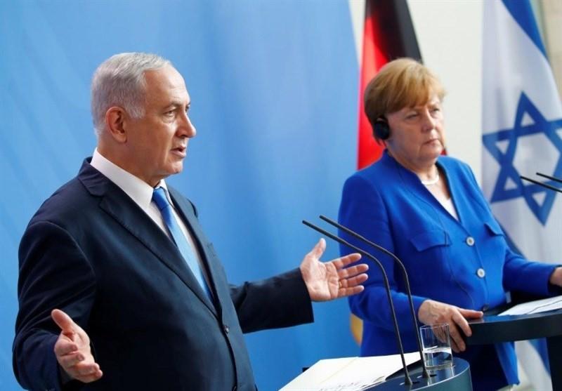 همنوایی آلمان با رژیم صهیونیستی علیه ایران
