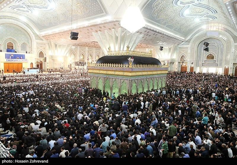 آغاز مراسم سالگرد ارتحال امام از ساعت 17:30 با سخنرانی امام خامنهای
