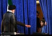 حاشیههای مراسم سالگرد ارتحال امام به روایت تصاویر