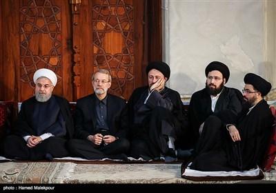 مراسم احیاء الذکرى الـ 29 لرحیل الإمام الخمینی (رض)