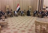 تداوم رایزنی سیاستمداران عراقی درباره دولت آینده/ نشست النصر با ائتلاف الوطنی