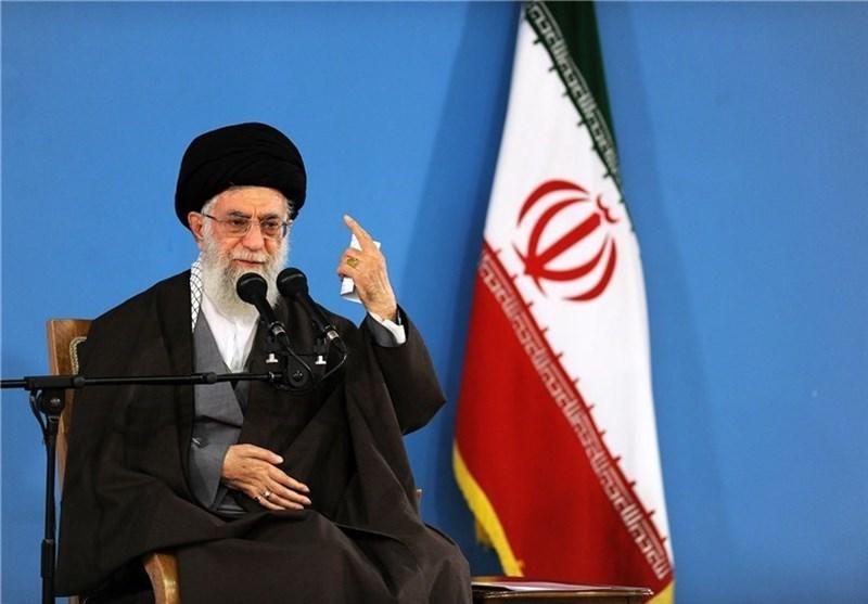 """تکرار/ 10 نکته کلیدی از سخنان امام خامنهای؛ از پاسخ موشکی تا """"برجامِ معیوب"""" و دستور هستهای"""
