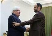 Mehdi Meşat, BM Yemen Özel Temsilcisi ile görüştü