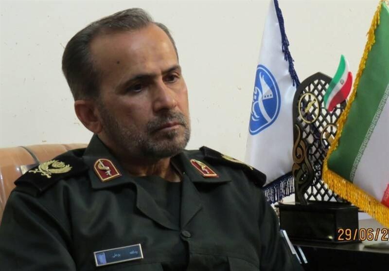 یاسوج|فرمانده سپاه فتح کهگیلویه و بویراحمد از بسیج رسانه بازدید کرد+تصاویر