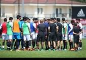 جام جهانی 2018|خوشآمدگویی رسمی فیفا به تیم ملی و اهدای نماد قهرمانی به کیروش + تصاویر