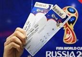 شکایت فیفا از یک شرکت انگلیسی فروش غیرقانونی بلیت جام جهانی 2018