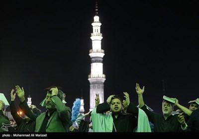 احیاء لیلة الـ 21 من شهر رمضان ـ مسجد جمکران